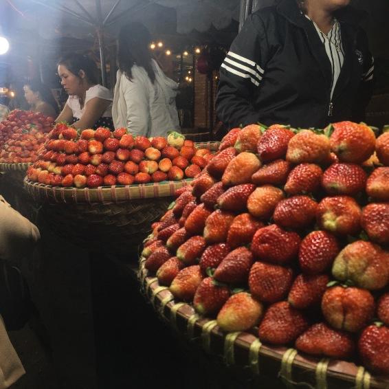 Strawberries?!